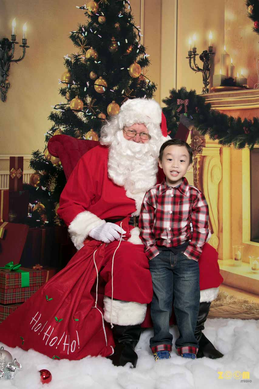 Santa Claus Photography Pearland